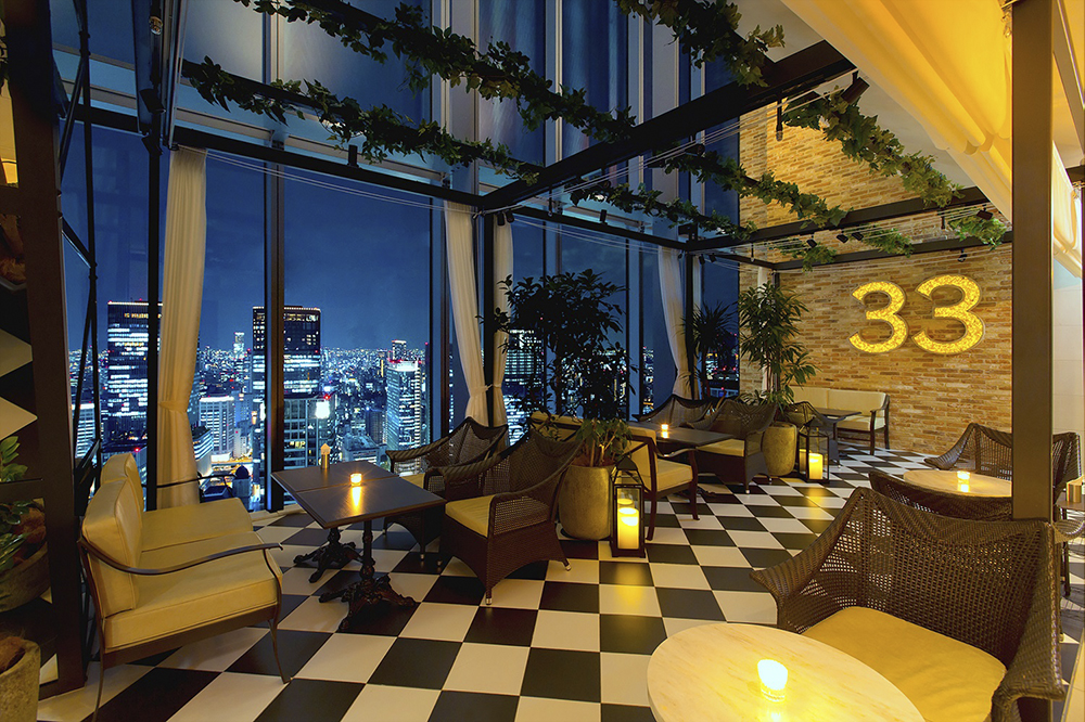 The 33 Tea & Bar Terrace(大阪)