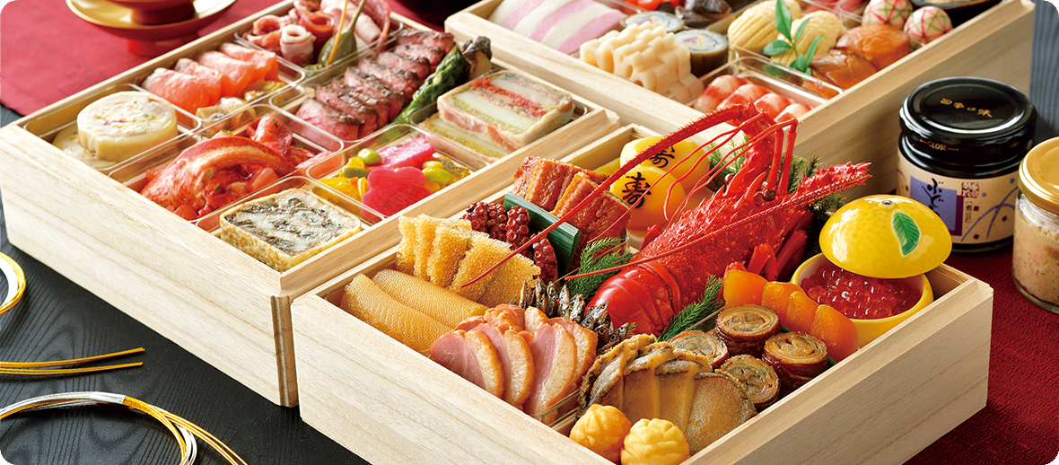 2021年のお正月はご自宅で ホテル椿山荘東京のおせち料理を堪能