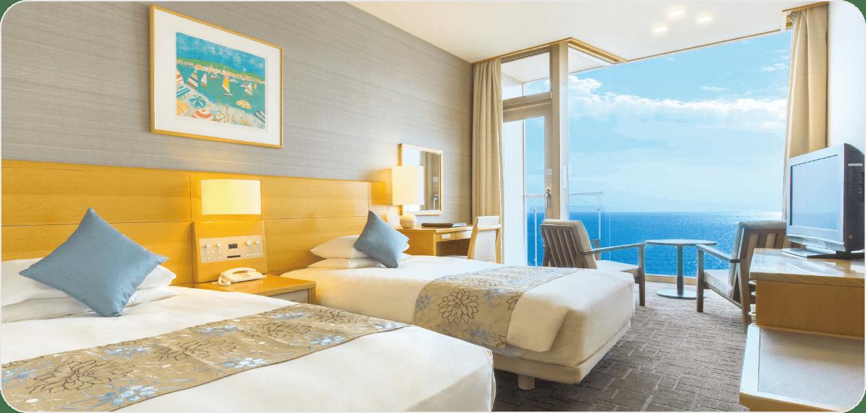 鎌倉プリンスホテル 宿泊料金を優待価格でご提供