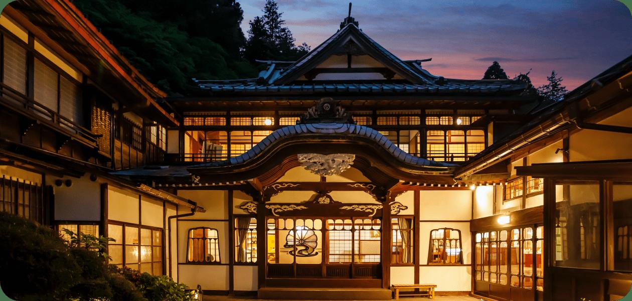 箱根小涌園 三河屋旅館 「露天風呂付客室」を優待価格でご提供
